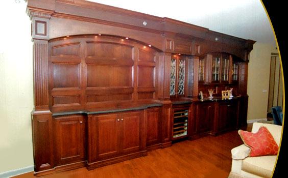 Randall Cabinets Amp Design Bloomington Il Custom Cabinets
