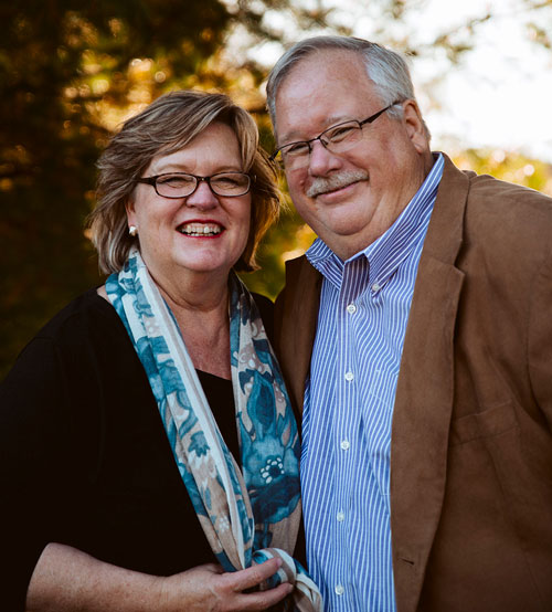 Richard & Marlene Randall